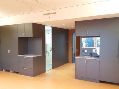 Mayer-Holzprodukte - Schrankwand